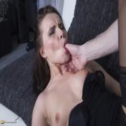 Naughty hot mom getting the pov Treatment