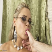 Hot steamy mom is ready for her POV experience